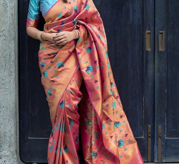 Types De Sari Indien De Créateurs De Toute l'Inde