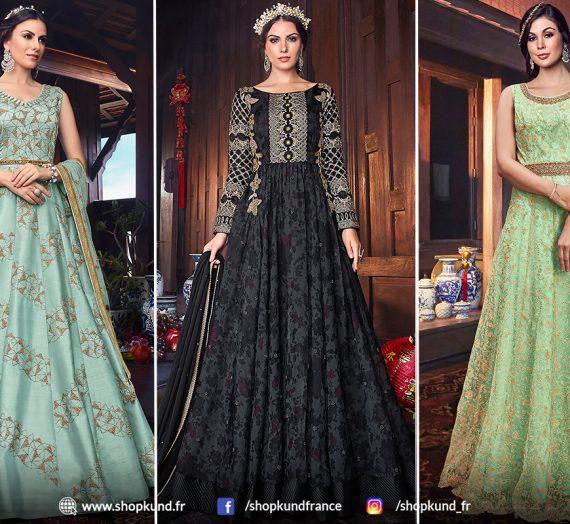 5 raisons de choisir des robes Anarkali pour se démarquer