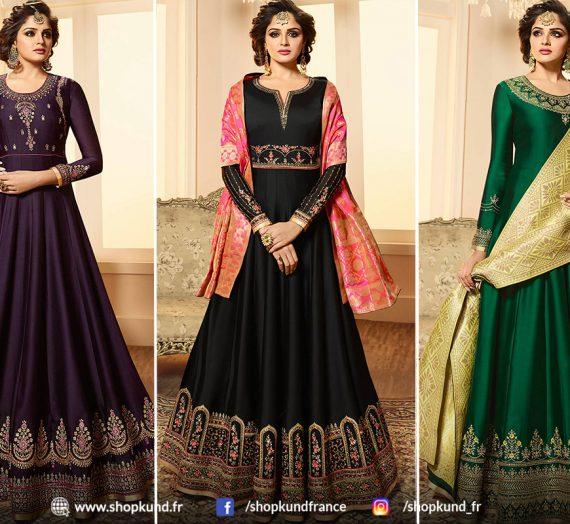 5 Choses à Garder à L'esprit Lors de l'achat De Costumes Anarkali Pour Une Occasion Festive