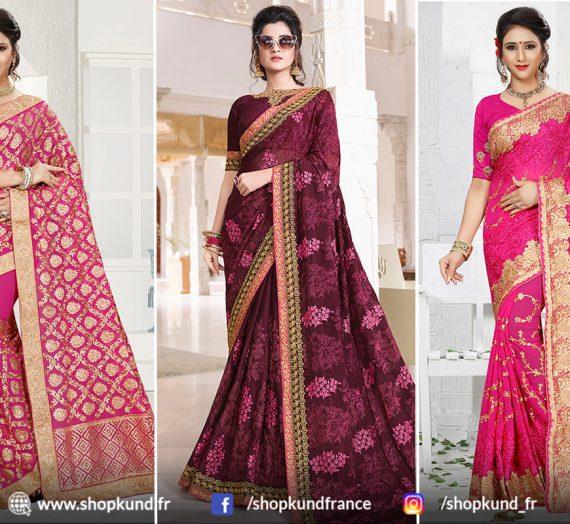 Faits à savoir sur les saris de mariage indiens