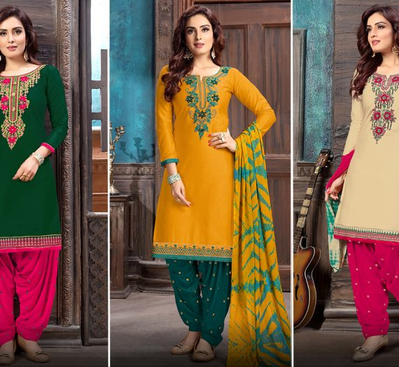 Acheter Patiala Salwar Kameez en ligne