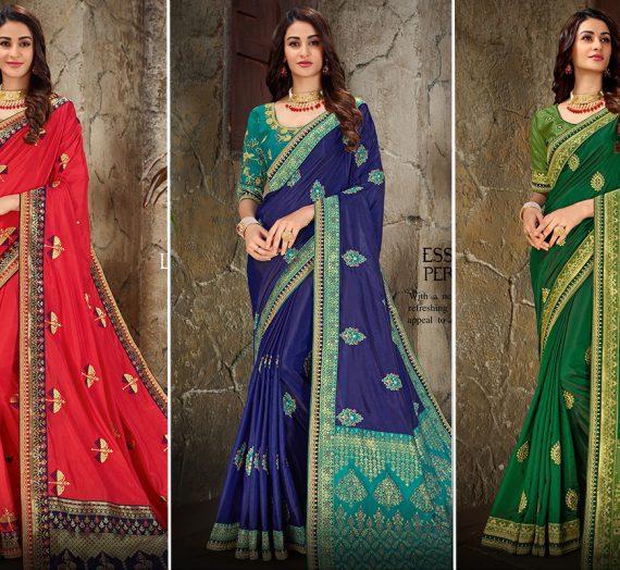 Comment décider des saris de Banarasi pour le mariage