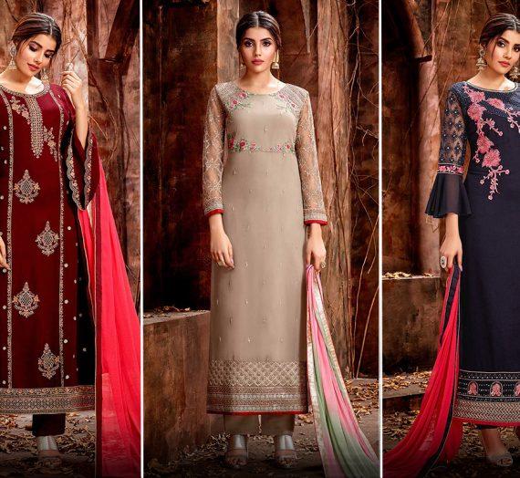 Comment choisir le mariage parfait Salwar Kameez pour votre type de corps