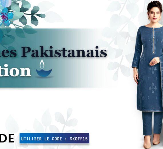 Conseils pour acheter des costumes pakistanais si vous avez une petite taille