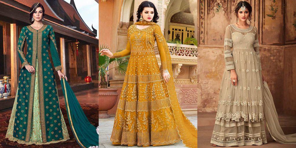 Costumes Eid Anarkali