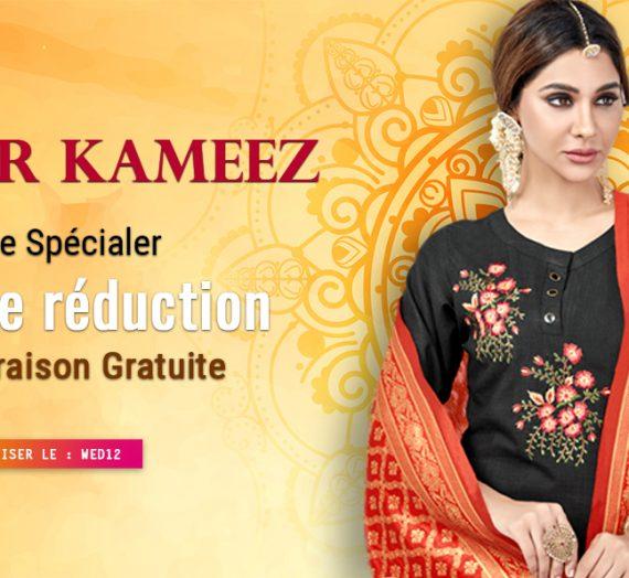 Que devriez-vous regarder dans le Salwar Kameez lorsque vous magasinez en ligne