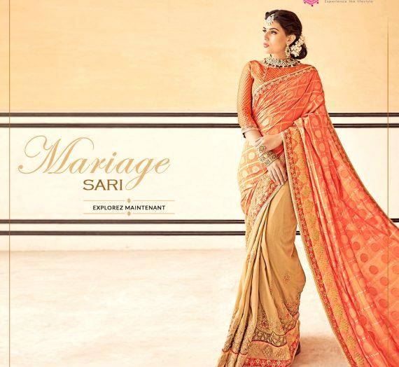 Comment porter un sari indien?