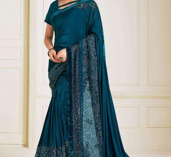 Conseils pour avoir l'air plus gracieux dans les saris indiens